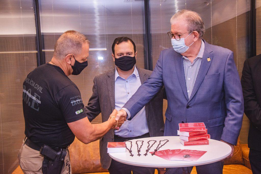 Mauro Albuquerque, Igor Queiroz Barroso E Ricardo Cavalcante (2)