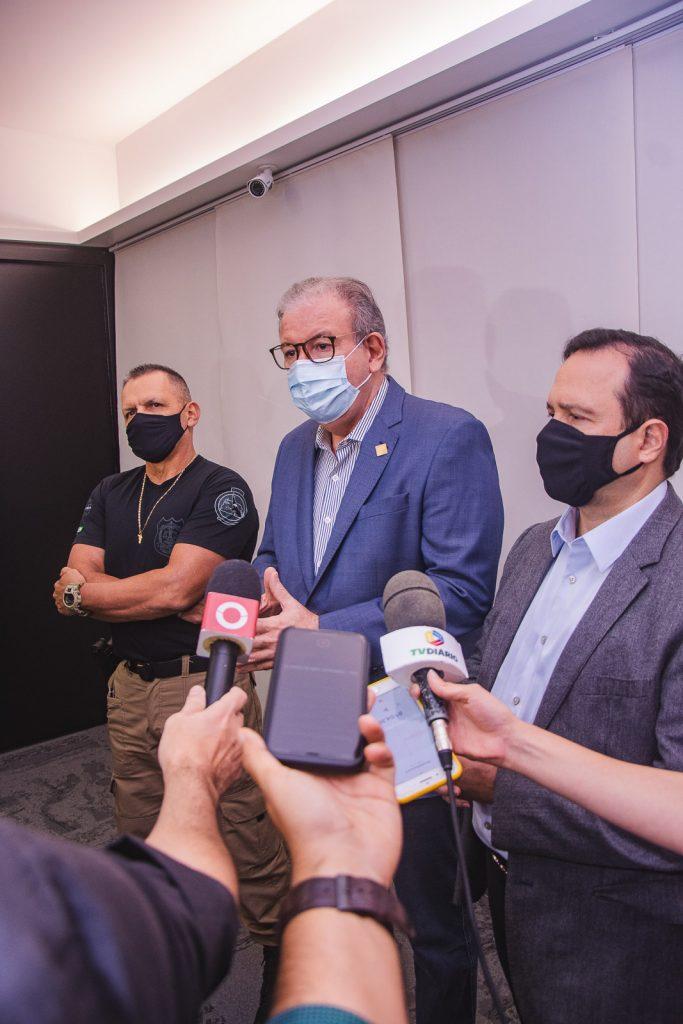 Mauro Albuquerque, Ricardo Cavalcante E Igor Queiroz Barroso (2)