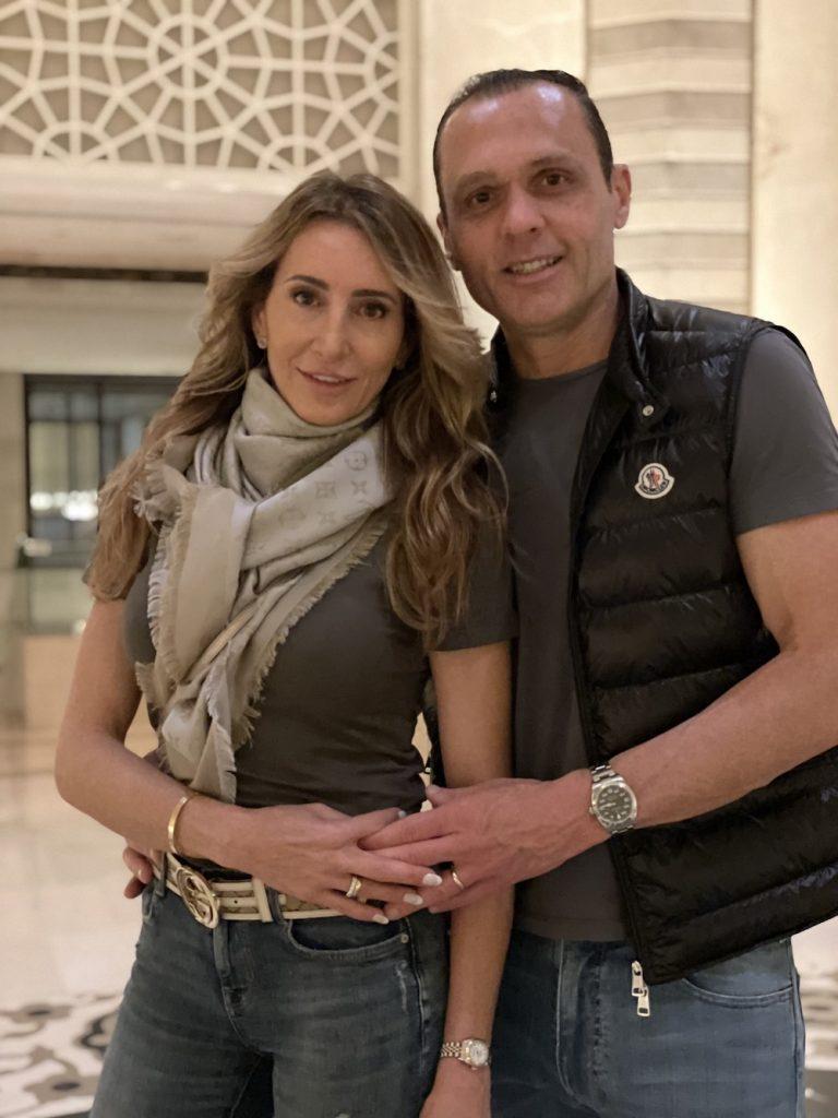 Melaine Fernandes E Eduardo Diogo
