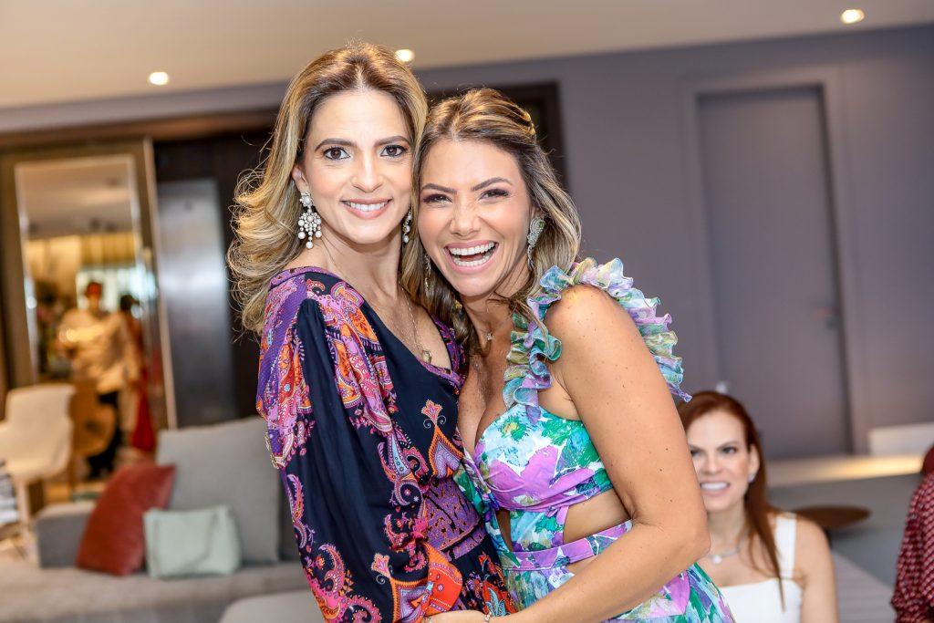 Michele Aragao E Vanessa Queiros