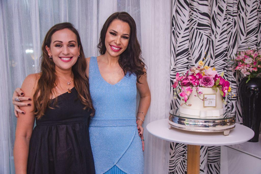 Michele Queiroz E Lorena Gondim