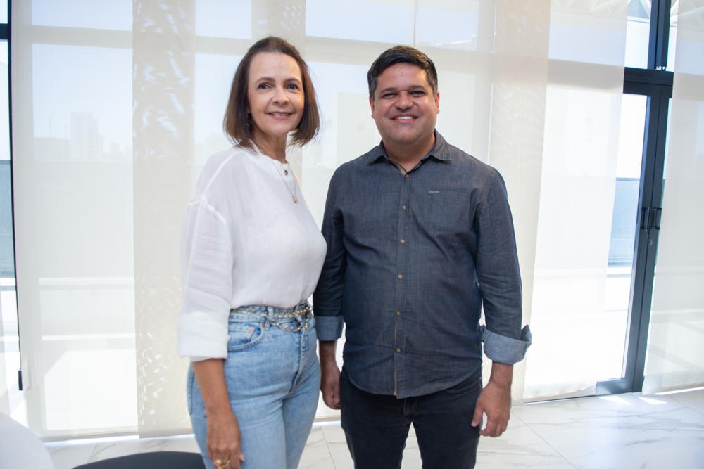 Mirian Pereira E Angelo Nunes