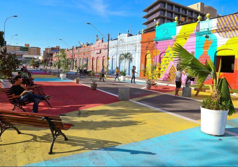 Fortaleza é uma das cinco cidades vencedoras em projetos de mobilidade