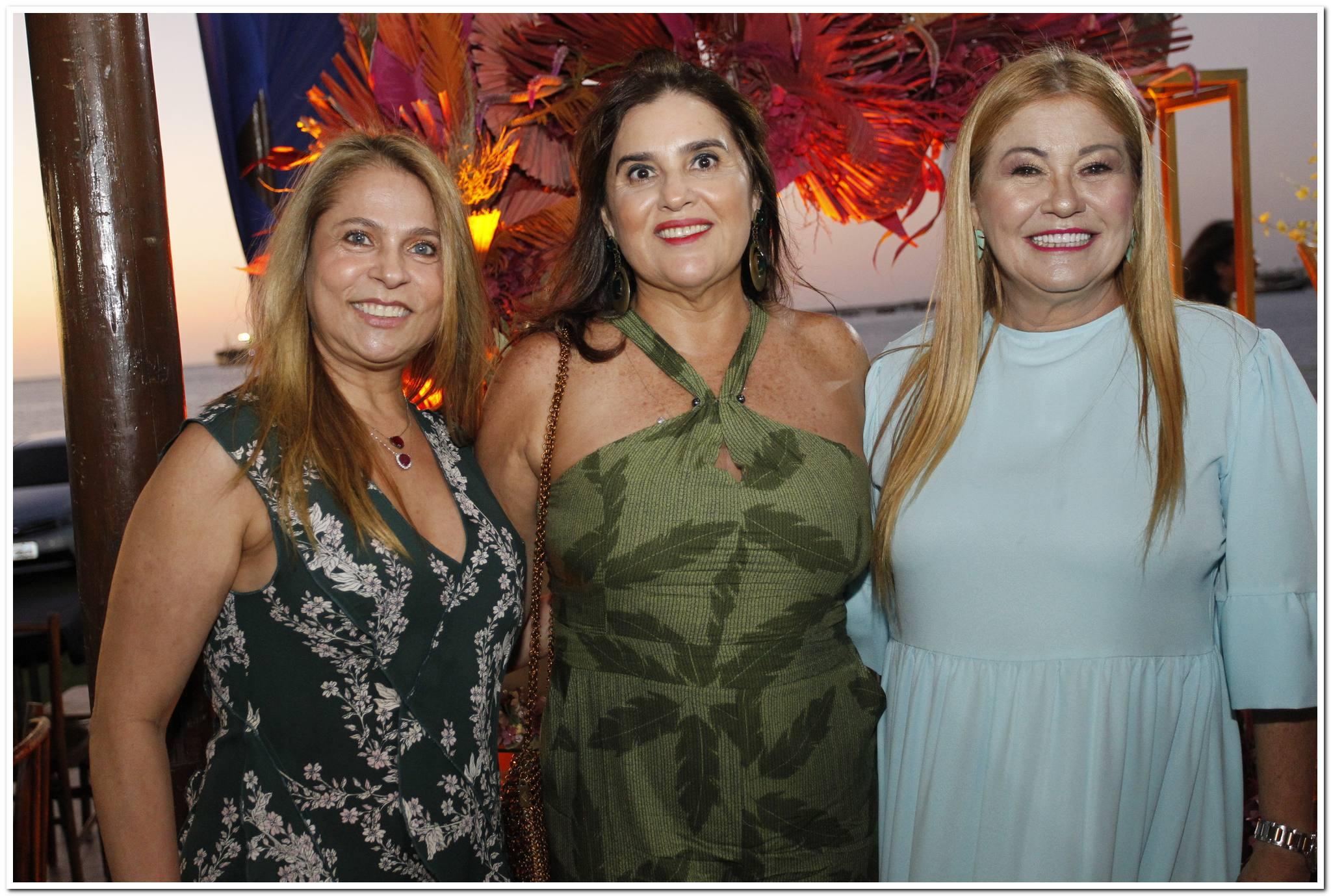 Morgana Linhares, Arlene De Paula Pessoa E Stela Salles