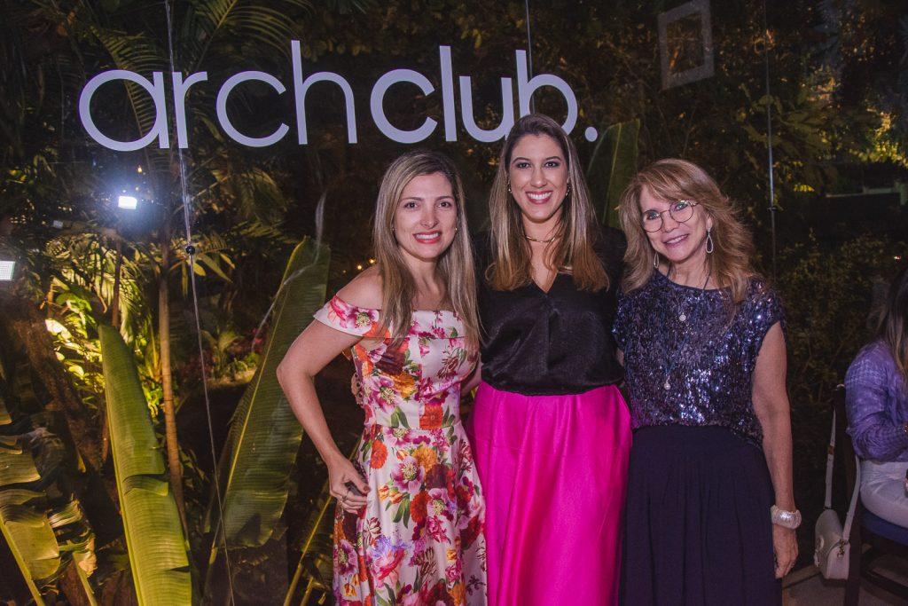 Nathalia Magalhaes, Lorena Lepri E Sofia Linhares
