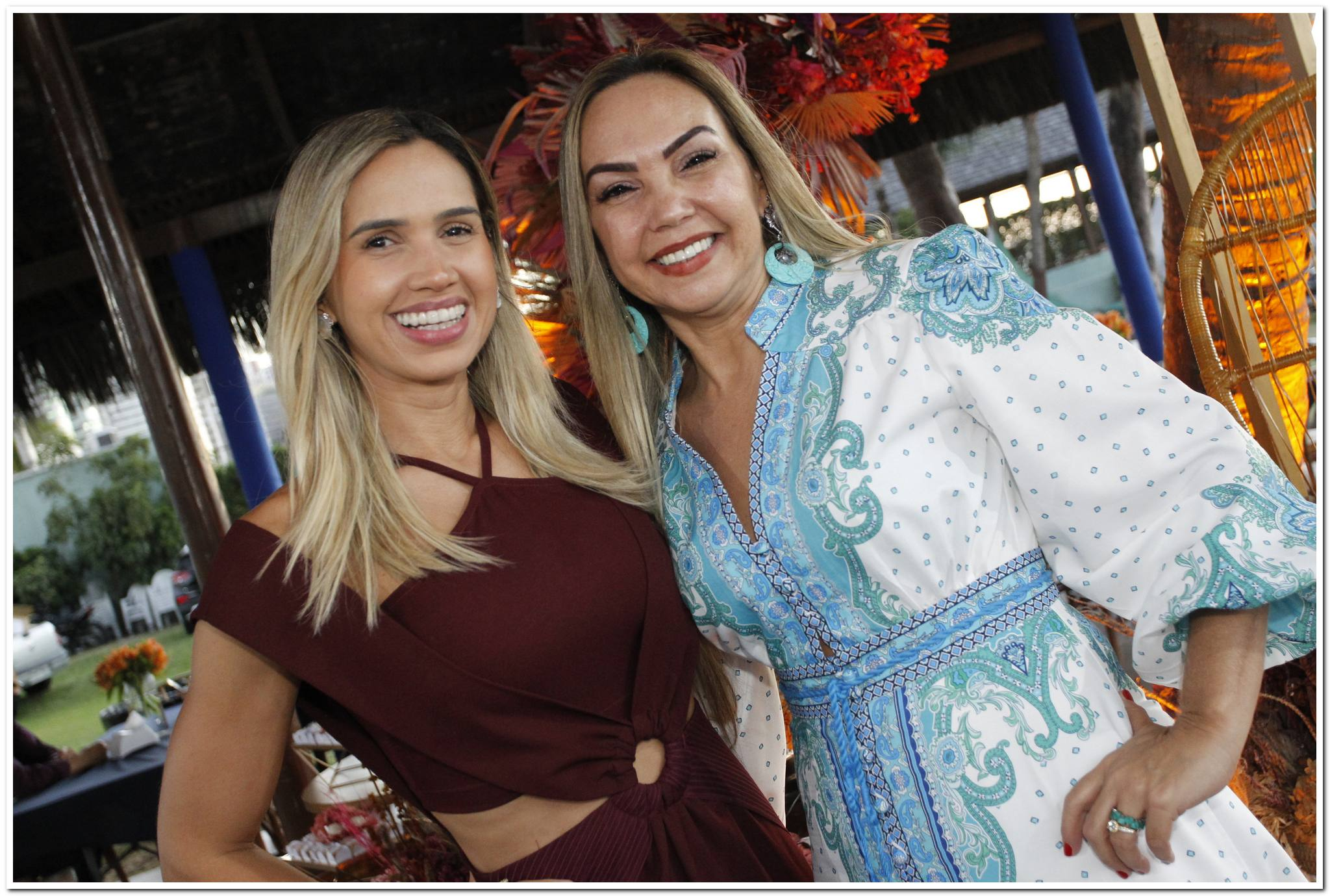 Nayana E Adriana Ataide