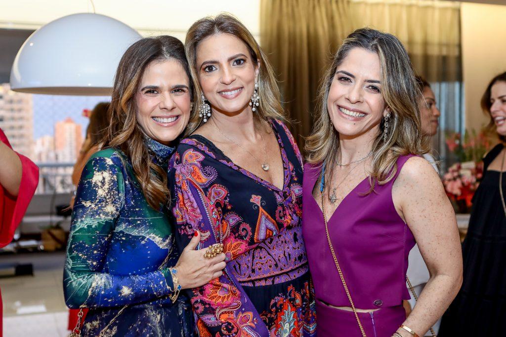 Niedja Bezerra, Michele Aragao E Carla Nogueira