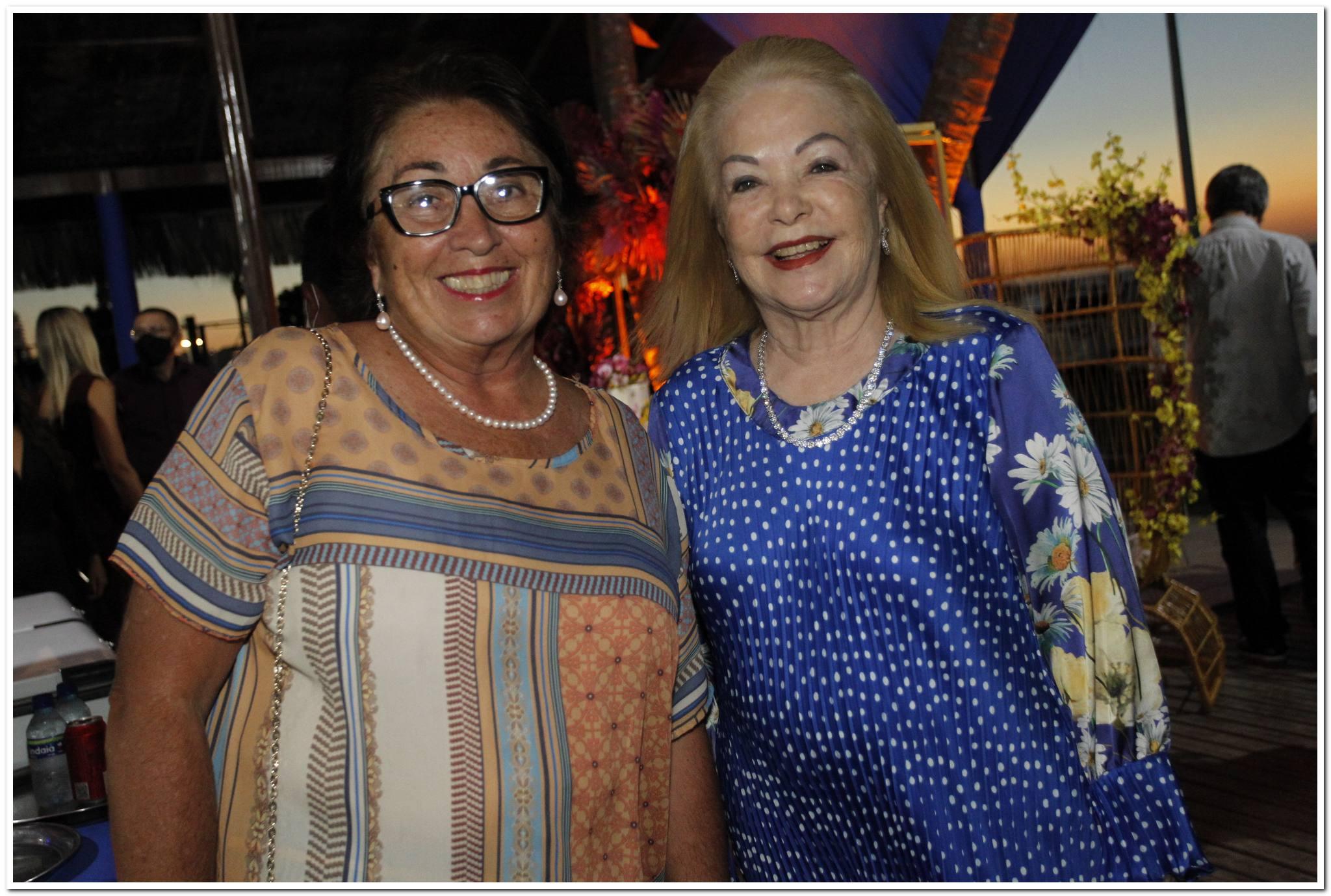 Nona Martorano E Monica Arruda