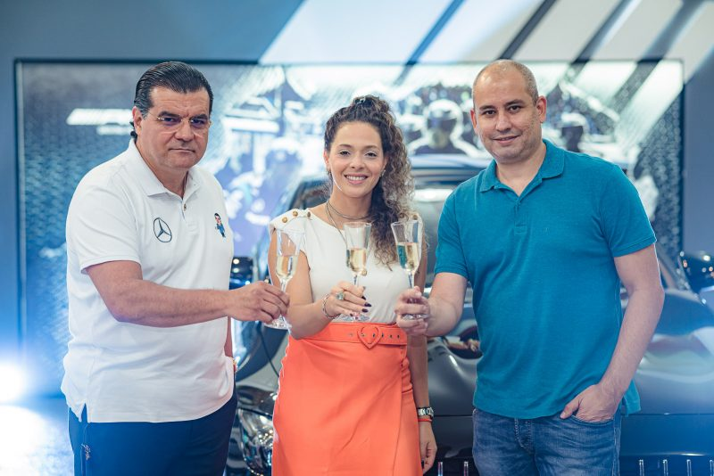 Odmar Feitosa, Gabriela Carvalho E Andre Linheiro