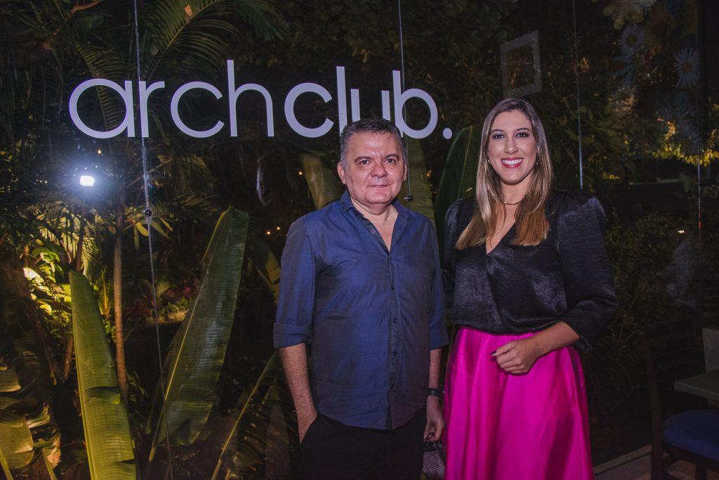 Omar De Albuquerque E Lorena Lepri