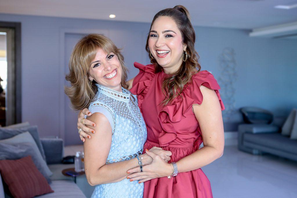 Patricia Holanda E Marcela Feitosa