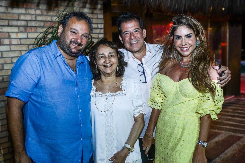Patriolino E Graça Dias, Deib E Rafaela Otoch