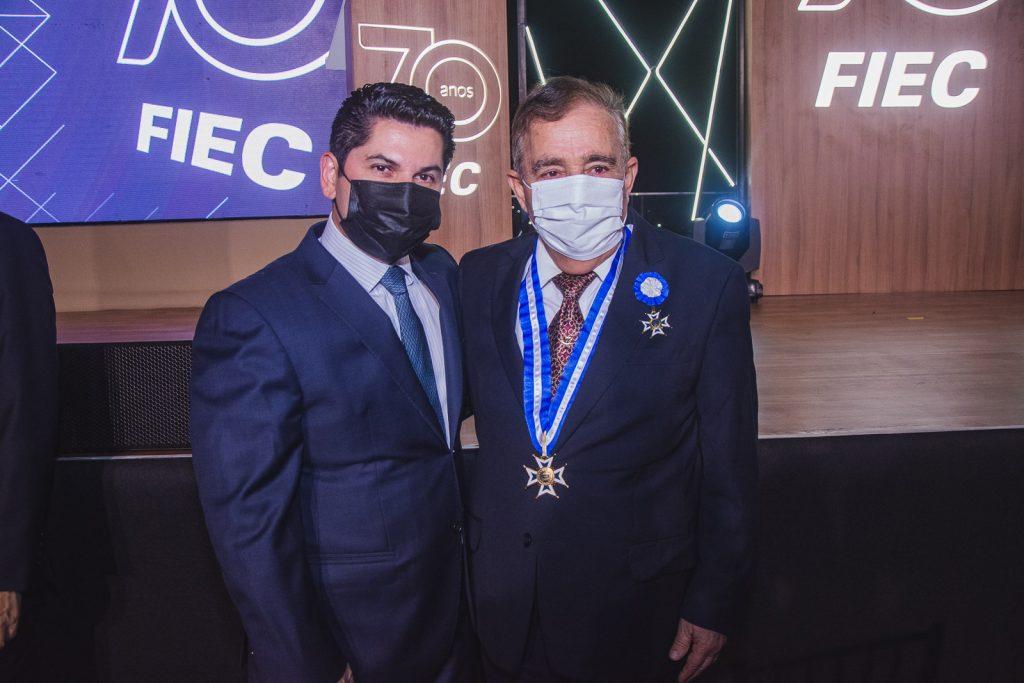 Pompeu Vasconcelos E Claudio Targino