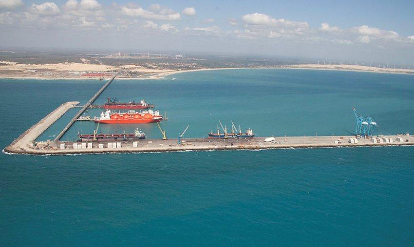 Porto do Pecém ganha mais três áreas de fundeio para o aguardo das atracações