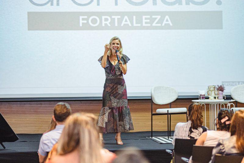 Epicentro dos negócios - Priscilla Bencke participa de workshop sobre neuroarquitetura no BS Design