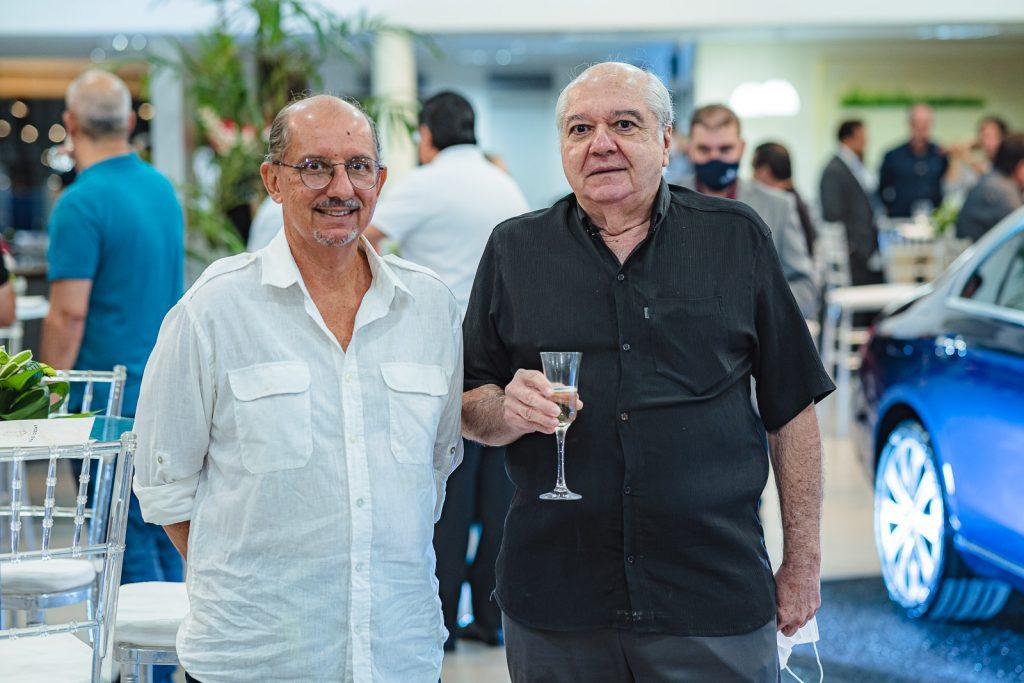 Raimundo Junior E Roberto Costa