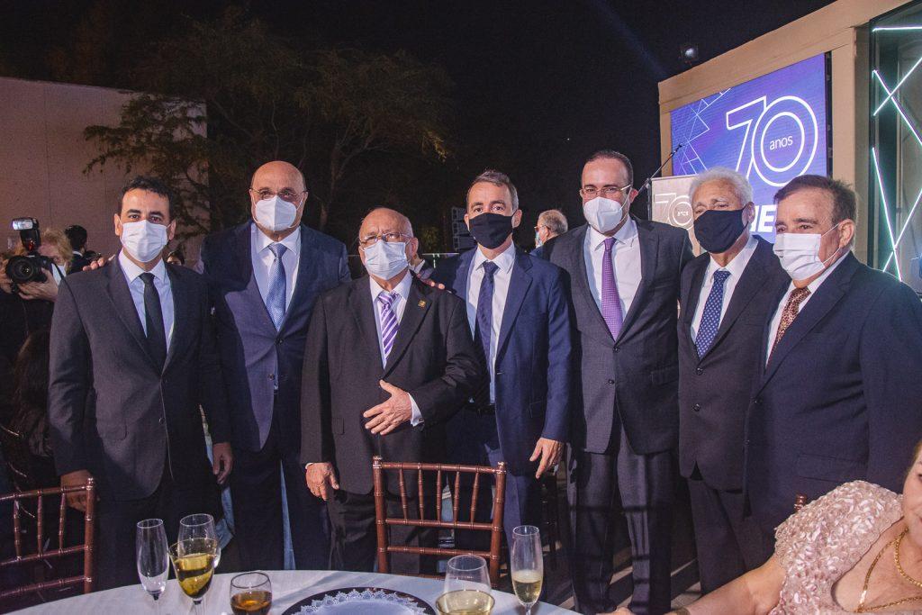 Ramalho Filho, Fernando Cirino, Aluisio Ramalho, Emilio Ramalho, Celio Gurgel, Waldyr Diogo E Claudio Targino
