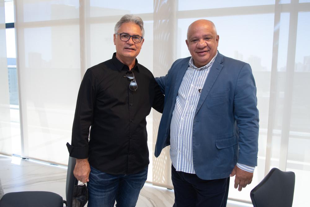 Régis Dias E Pedro Alfredo Neto E Alfredo