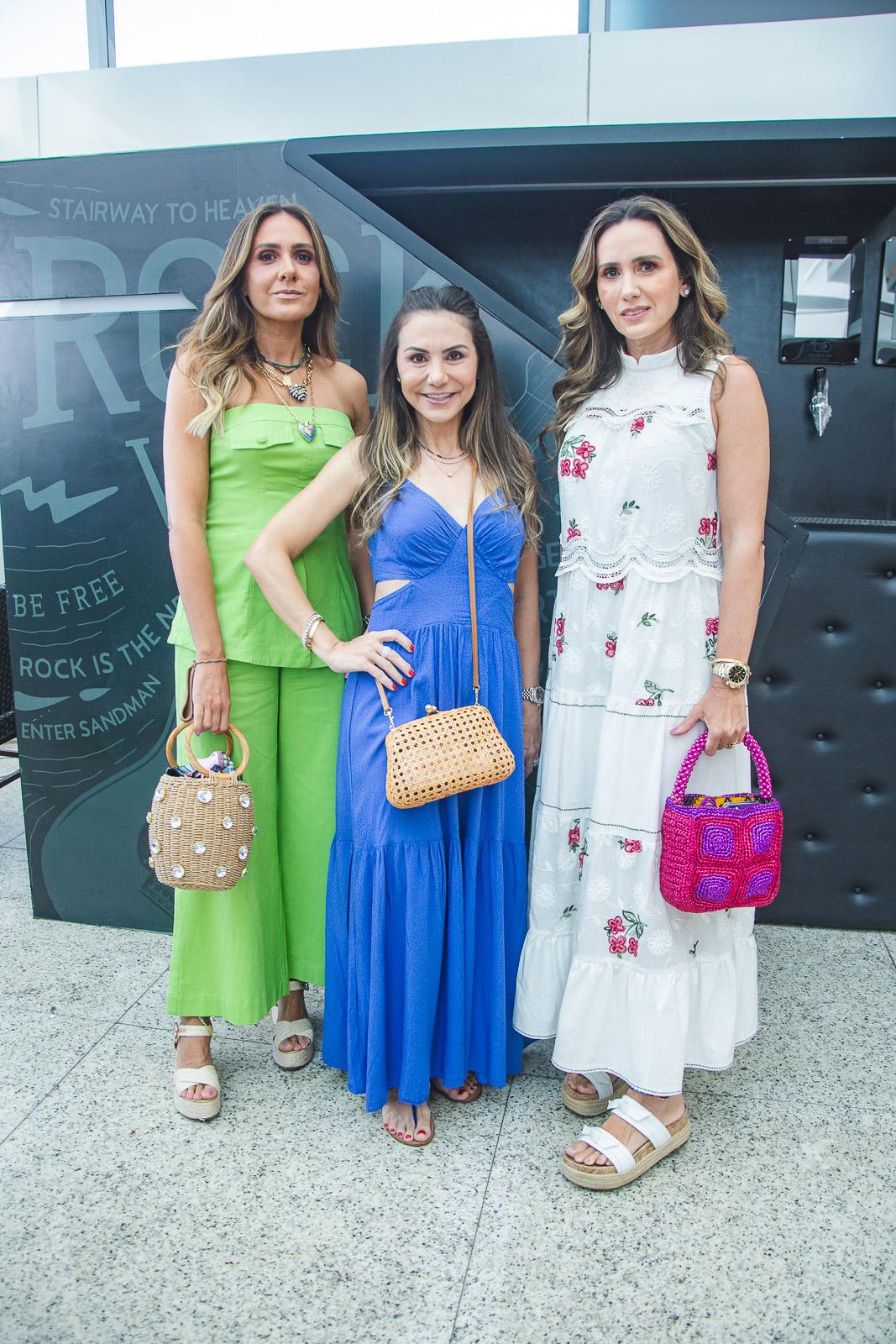Renata Ciriaco, Adriana Queiroz E Roberta Nogueira (1)