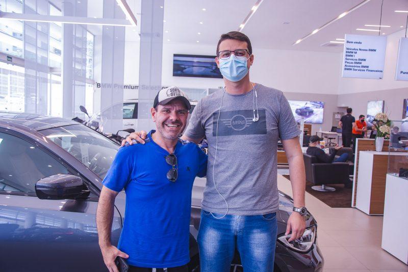 Novidade - Lançamento da BMW G 310 GS movimenta o showroom da Haus Motors Fortaleza