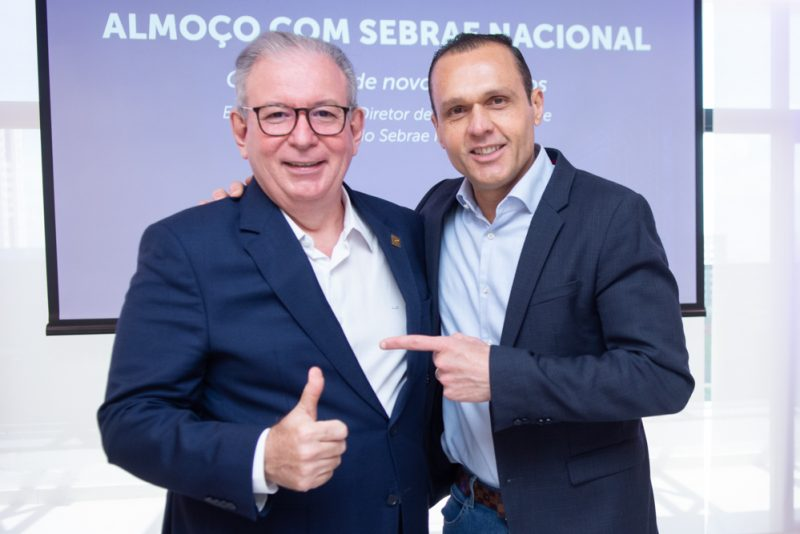 Retomada - FIEC e SEBRAE Nacional assinam convênio e lançam 17 novos projetos para fortalecer indústrias cearenses