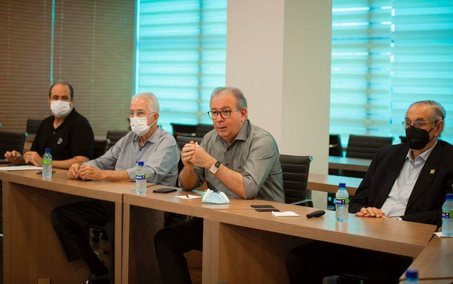 Ricardo Cavalcante apresenta principais demandas do Hub de Hidrogênio Verde ao secretário do Ministério da Economia