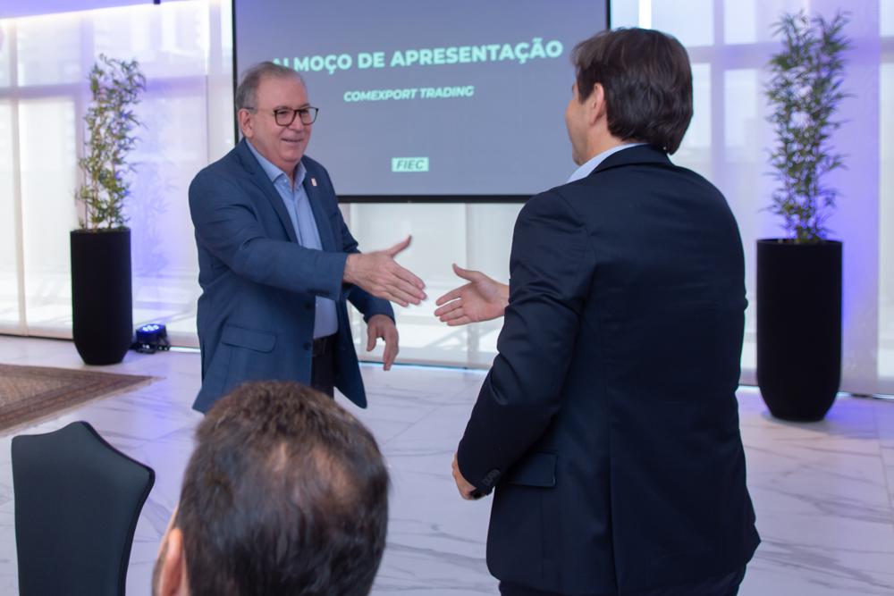 Ricardo Cavalcante E Luiz Fernando Braga