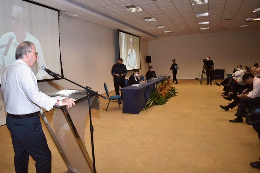 Ricardo Cavalcante apresenta todas as oportunidades do Hub de H2V no FNNIC