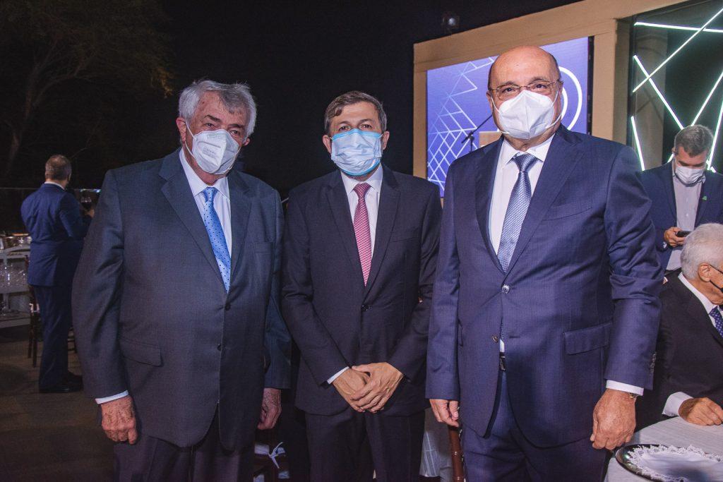 Roberto Macedo, Elcio Batista E Fernando Cirino