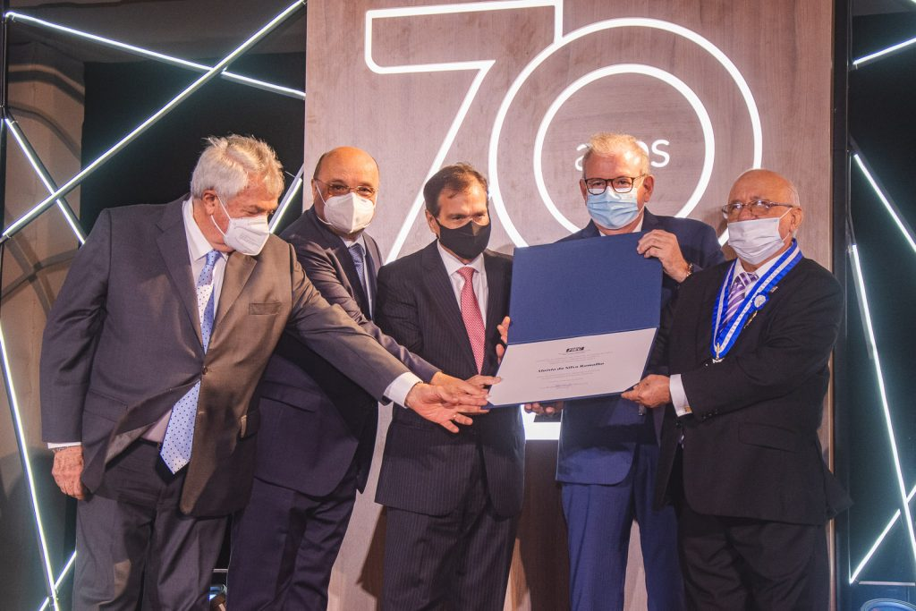 Roberto Macedo, Fernando Cirino, Beto Studart, Ricardo Cavalcante E Aluisio Ramalho