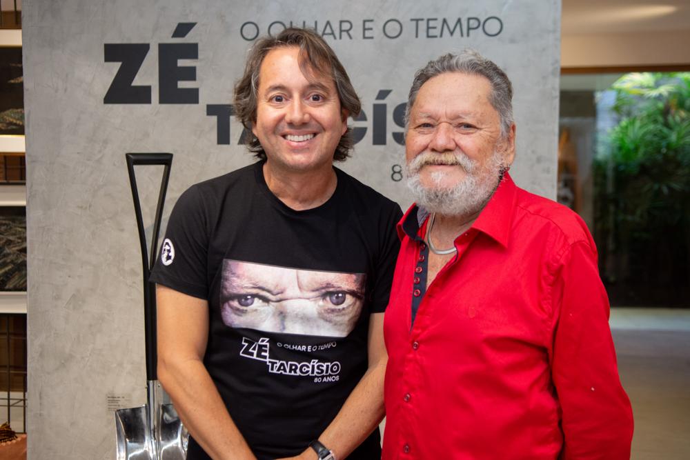 Rodrigo Parente E Zé Tarcísio