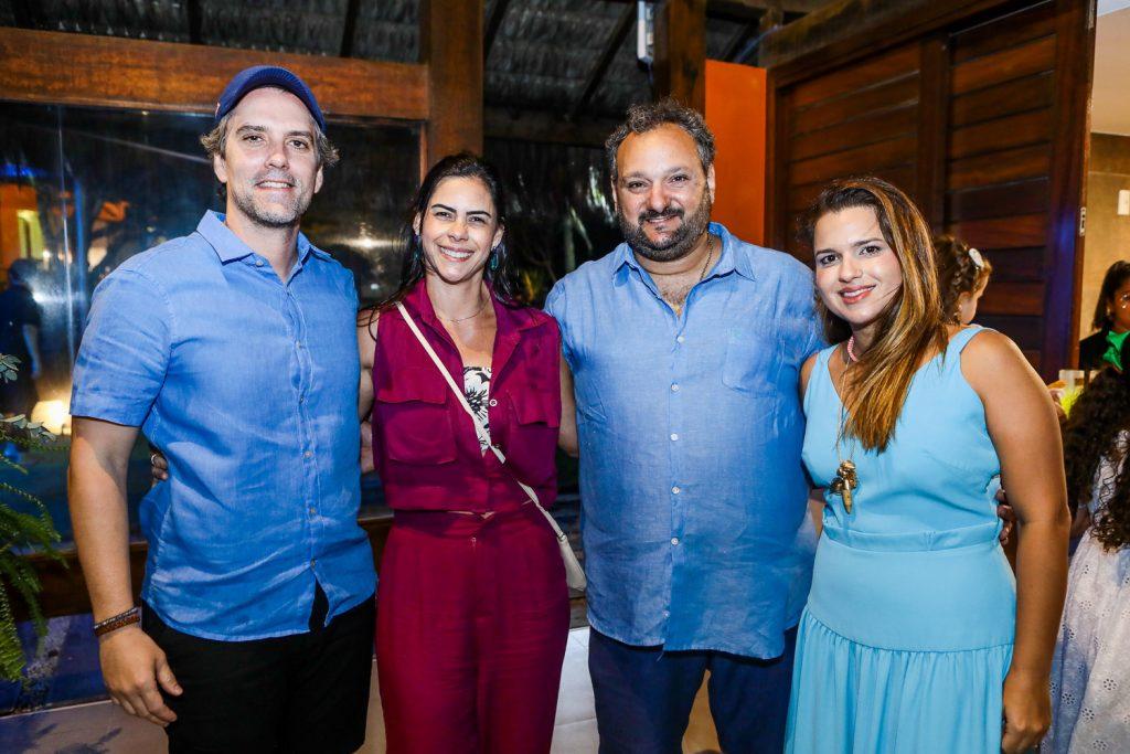 Rui E Carol Do Ceara , Patriolino E Renata Dias