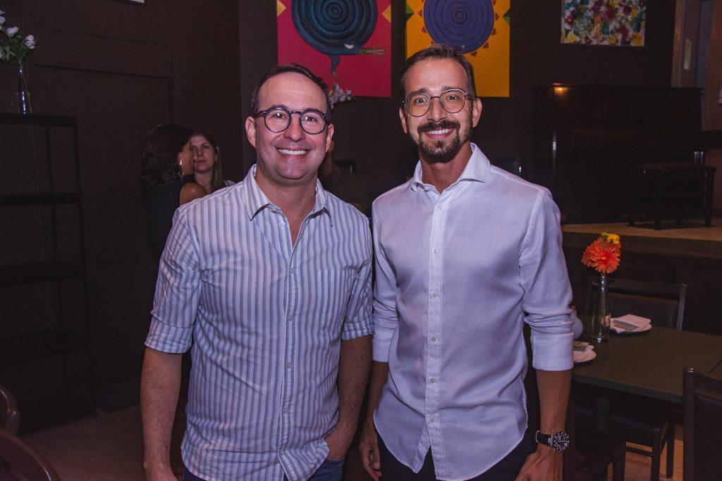 Savio Pitta E Victor Pontes