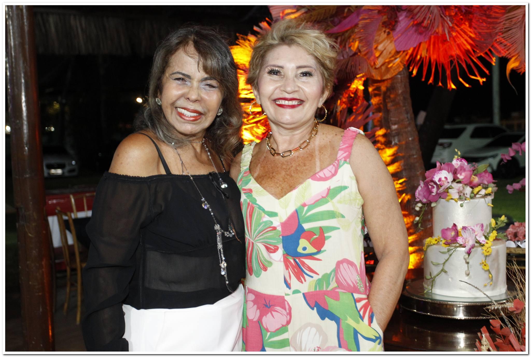 Selma Cabral E Salete Araujo