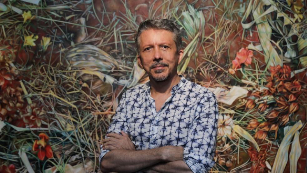 """Espaço Cultural Unifor realiza visitas guiadas a Exposição """"Águas de Março"""", de Sérgio Helle"""