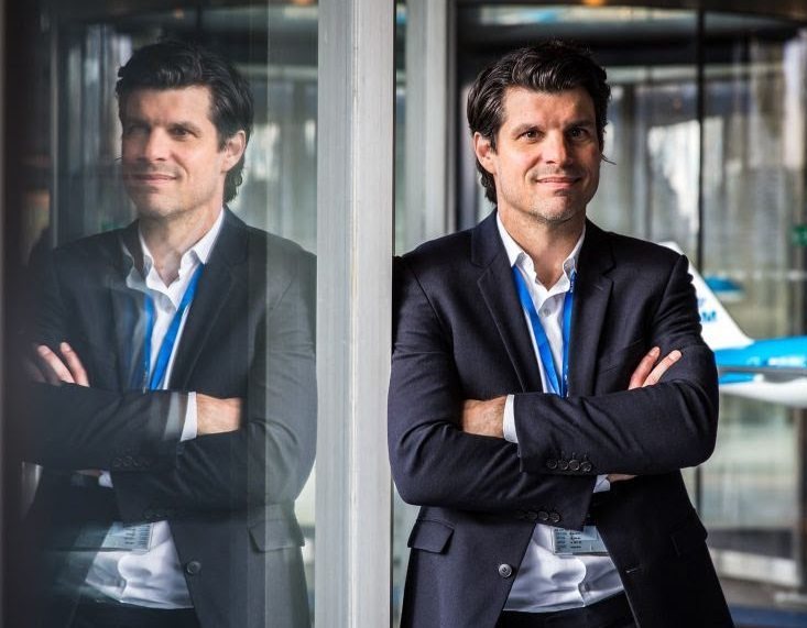 Grupo Air France-KLM anuncia Steven van Wijk diretor comercial América do Sul