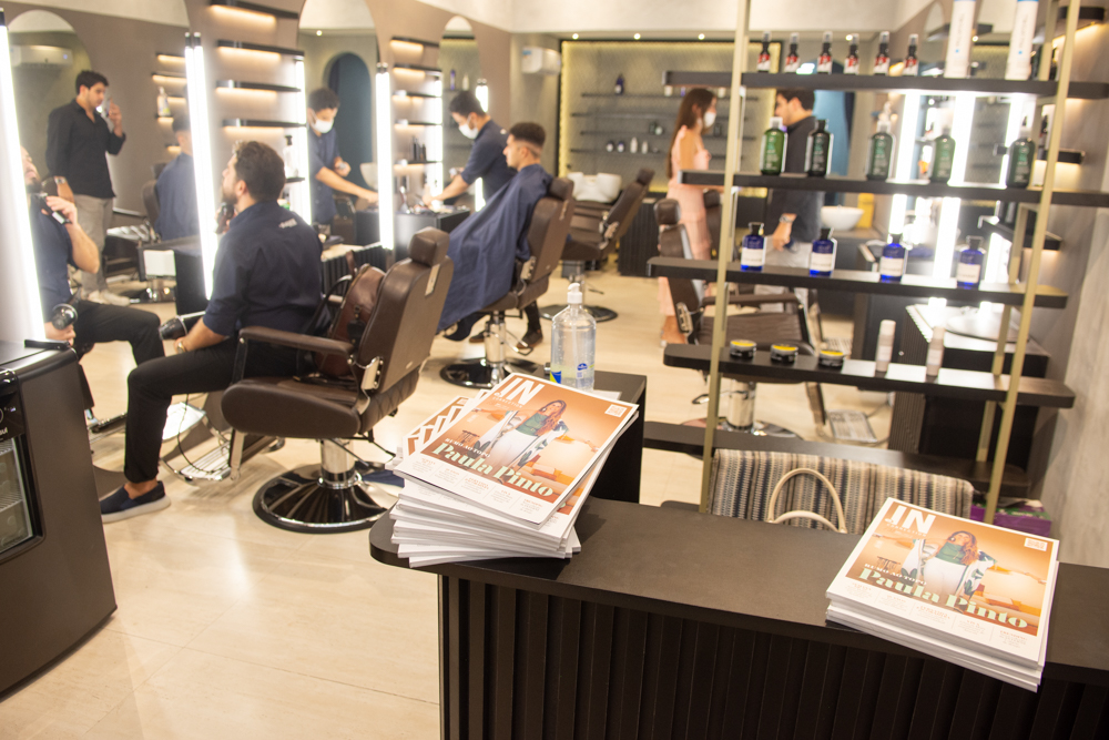 The Barber Execlusive (1)
