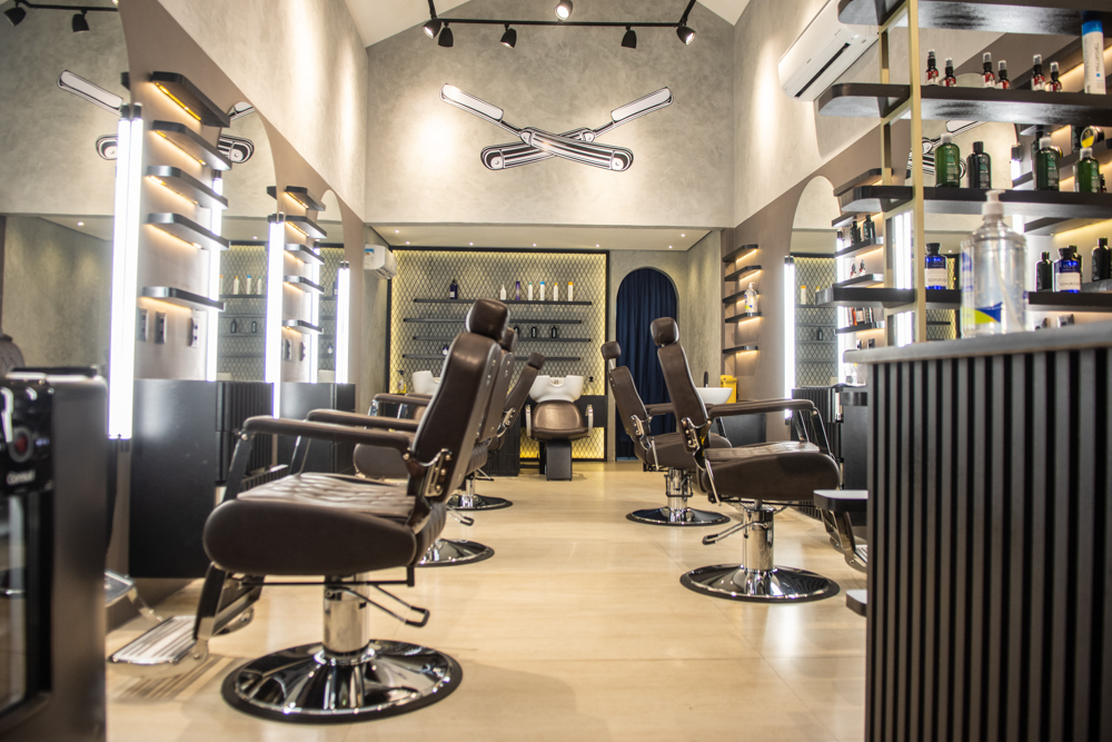 The Barber Execlusive (2)