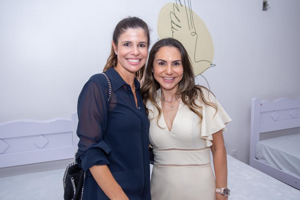Ticiana Oliveira E Adriana Queiroz