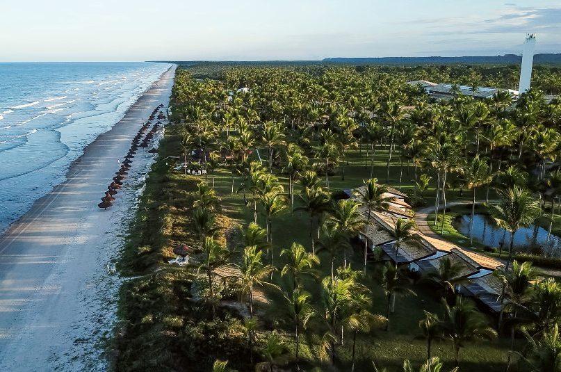 Transamerica Ilha de Comandatuba terá voos semanais em parceria com a Latam