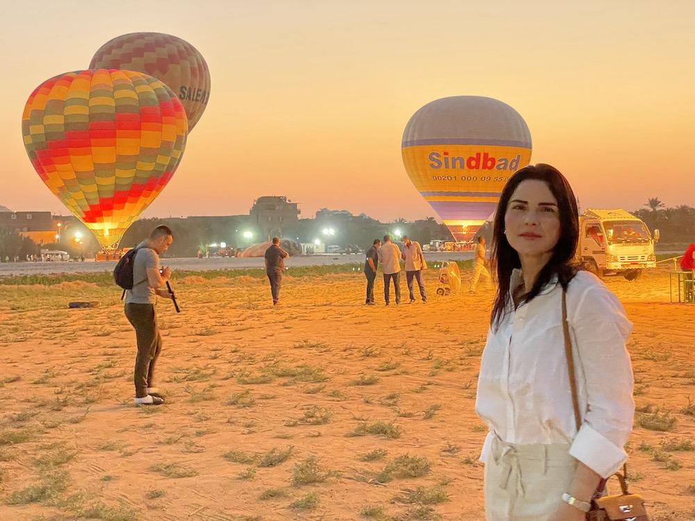 Viagem Ao Egito, Luxor, Marília Quintão