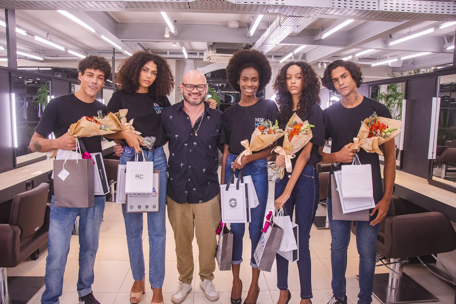Romualdo Cassiano apresenta os vencedores do New Model Look 2021