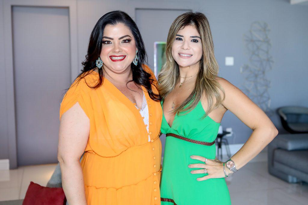 Vivi Almada E Roberta Vasquez