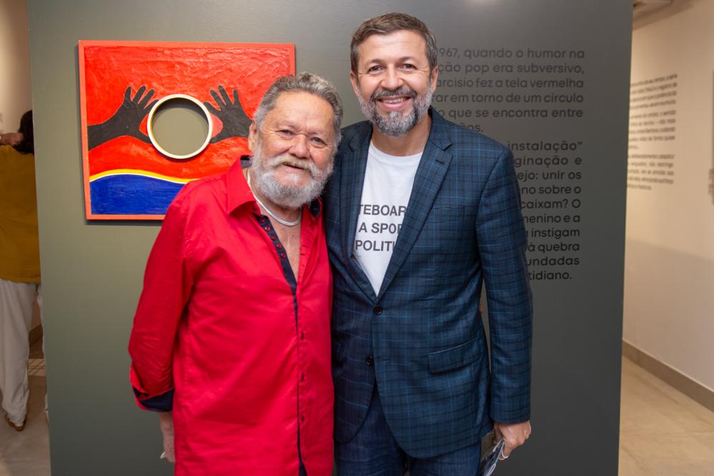 Zé Tarcísio E Élcio Batista (1)