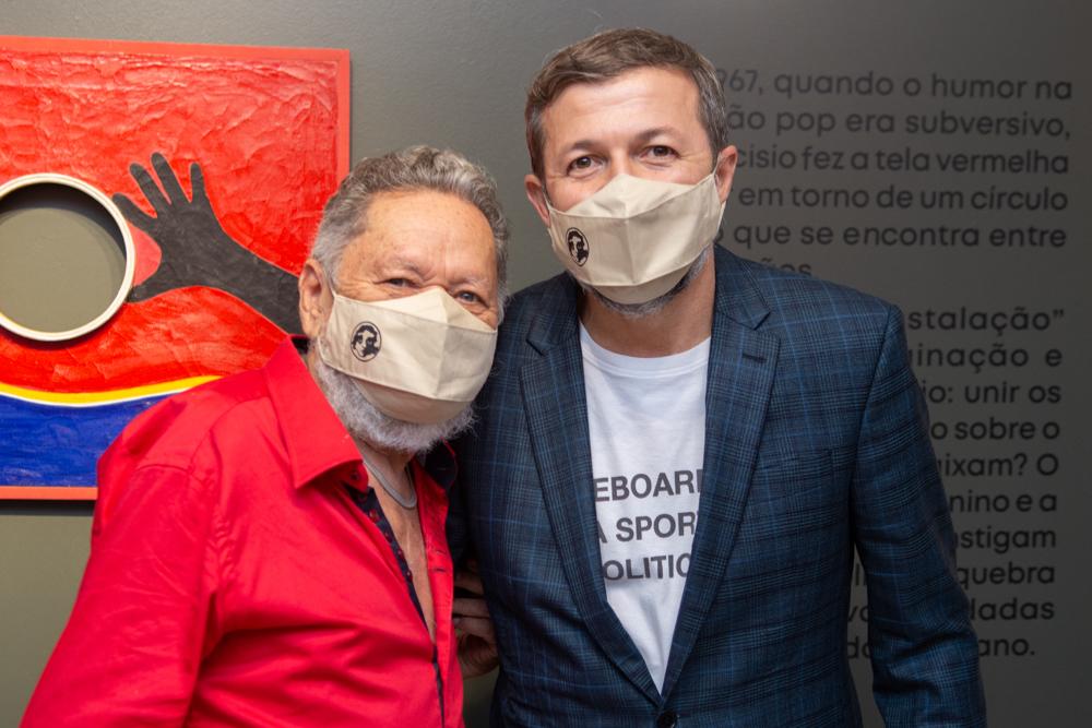 Zé Tarcísio E Élcio Batista (2)