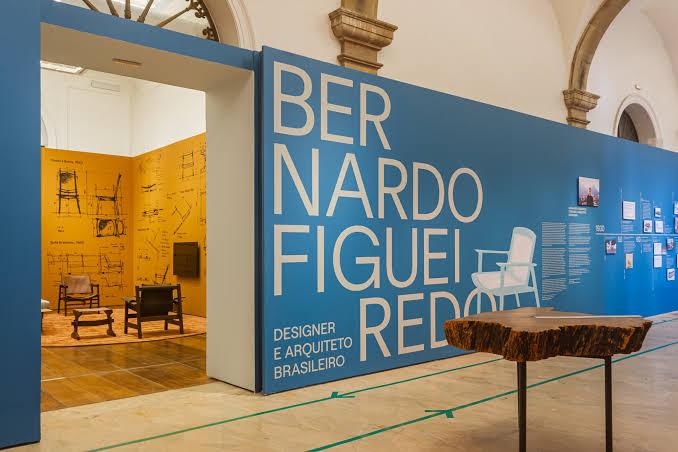 Exposição conta trajetória do designer e arquiteto Bernardo Figueiredo