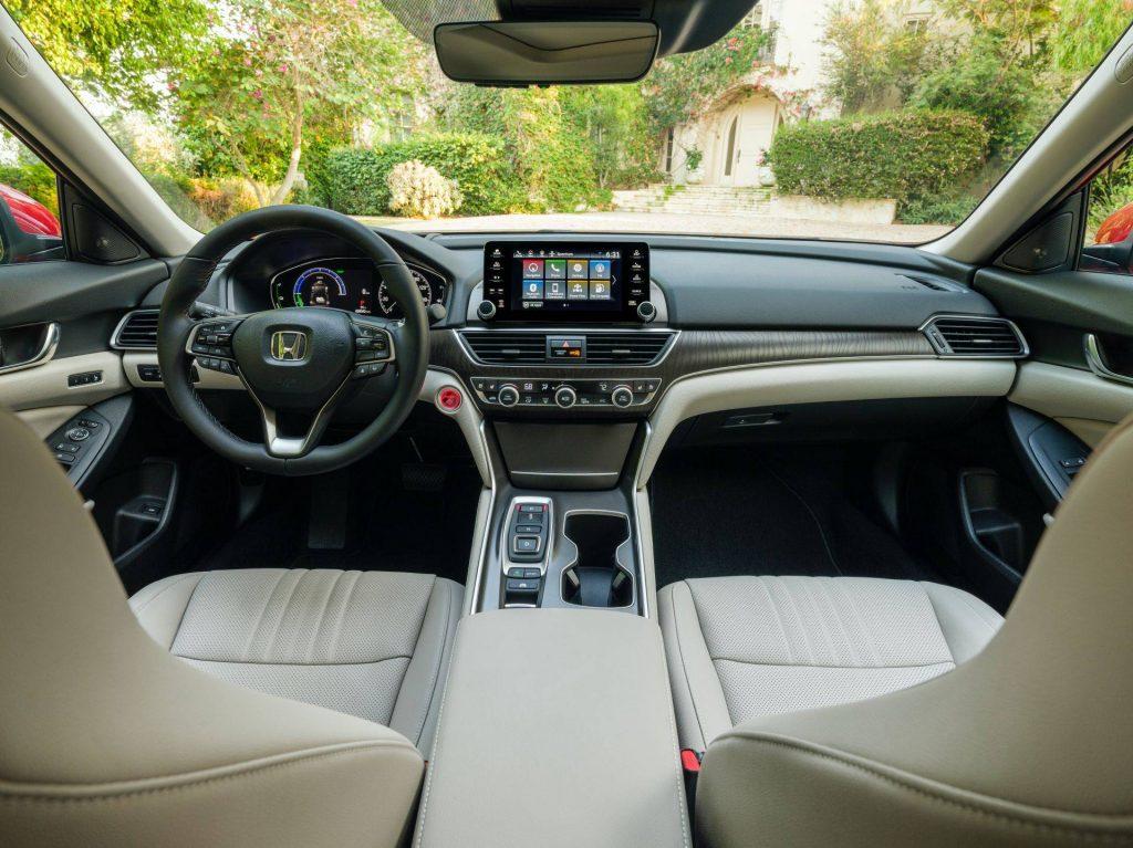2021 Honda Accord Hybrid 13