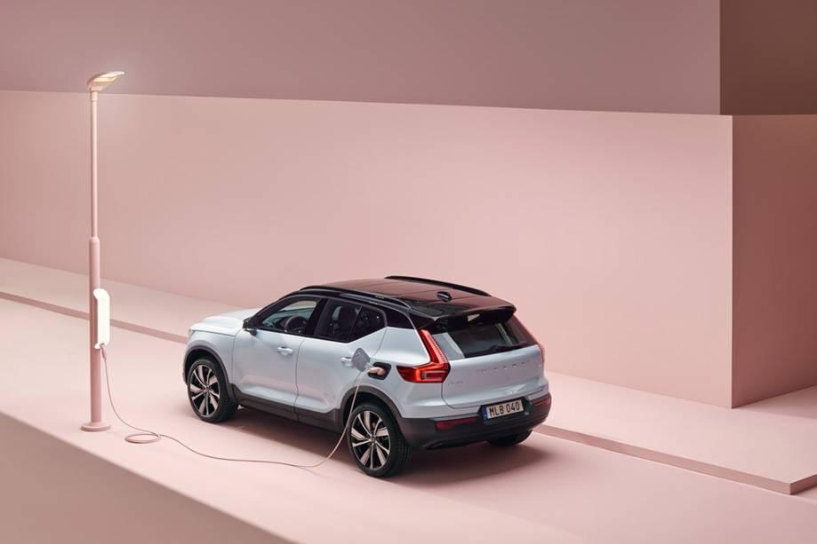 Acabou-se a novela: primeiro Volvo 100% elétrico é realidade em nossas pistas