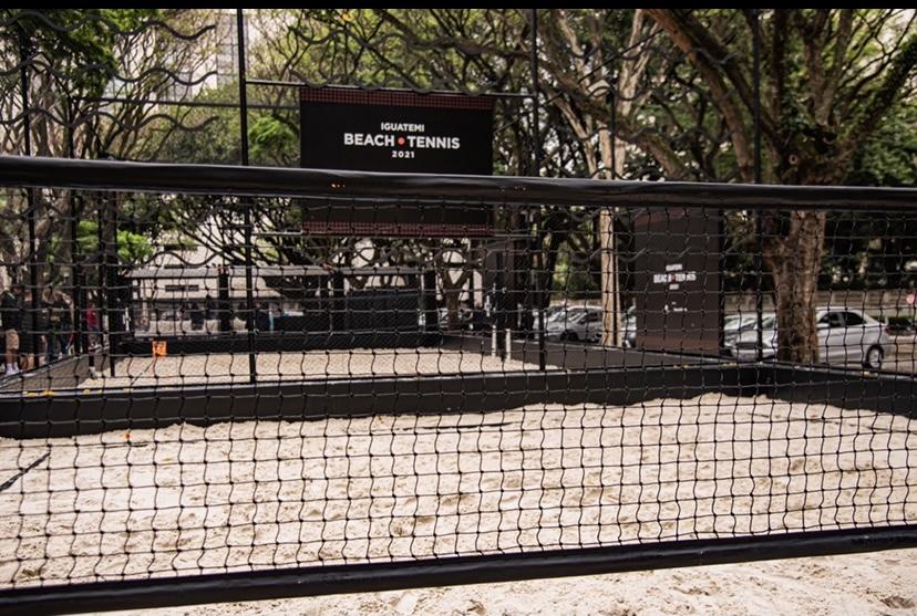 Iguatemi São Paulo apresenta 1ª edição do Beach Tennis Iguatemi
