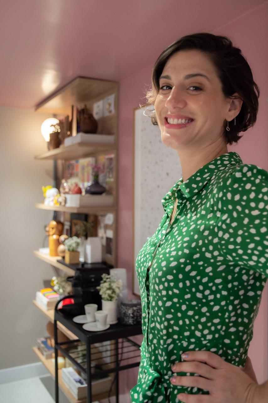 Designer e arquiteta Carol Sóter desenvolve linha de móveis exclusiva para Muma